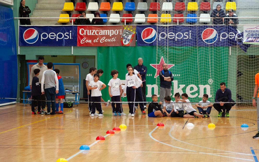 En imágenes: Clasificatorio para el Torneo Nacional 'Jugando al atletismo'