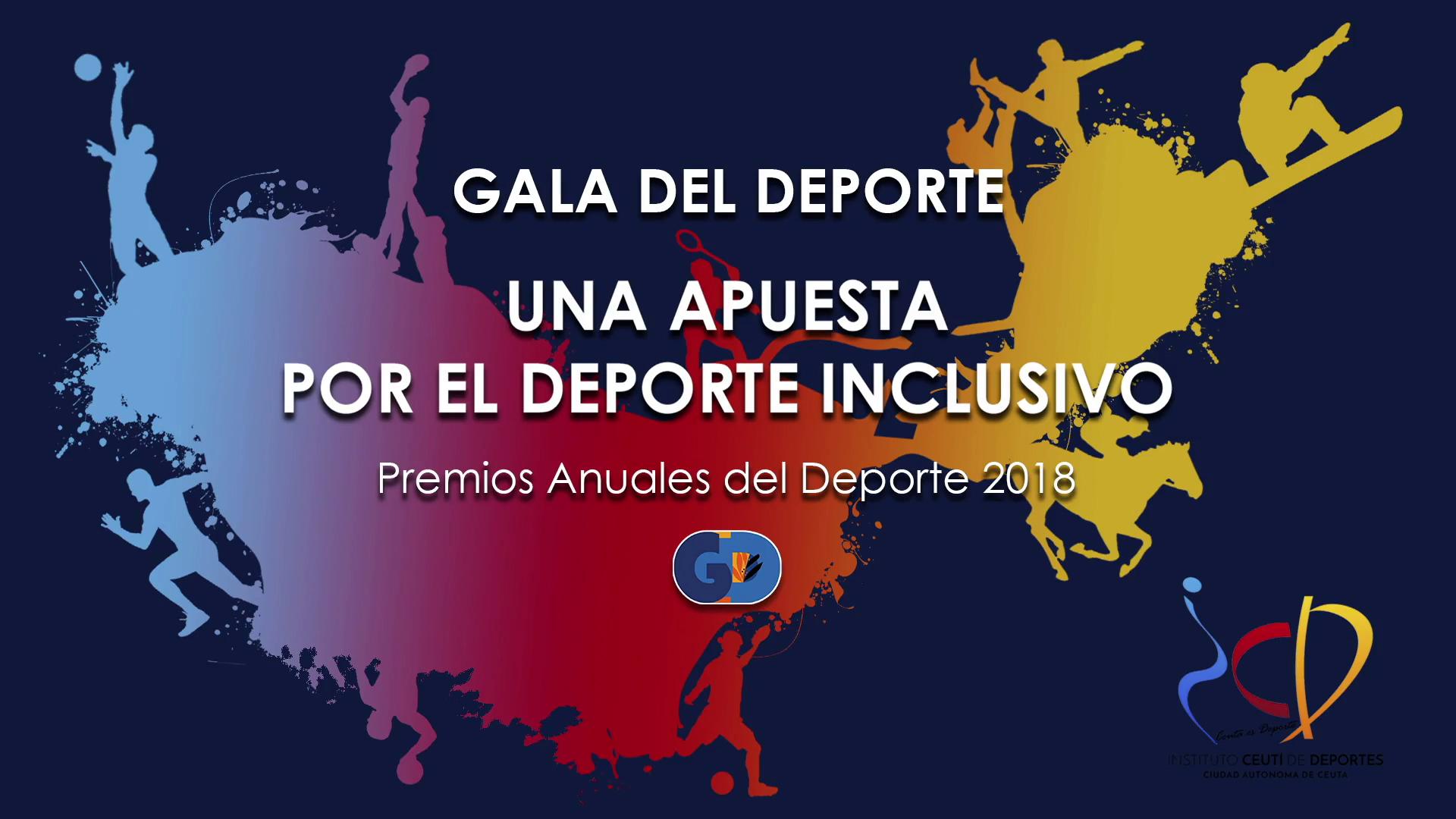 Gala del Deporte de Ceuta 2019