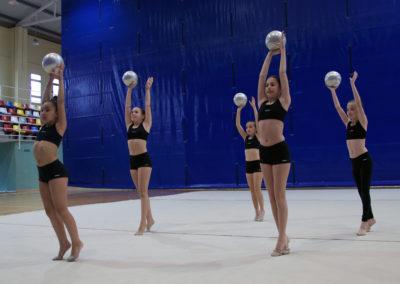 Gimnasia Rítmica mayo 2019