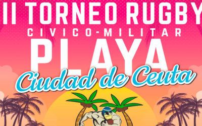 Inscripciones Abiertas para el III Torneo de Rugby Ciudad de Ceuta