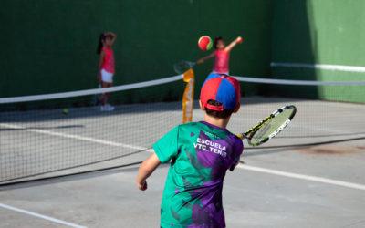 El II Campeonato de Minitenis de Ceuta está listo para comenzar