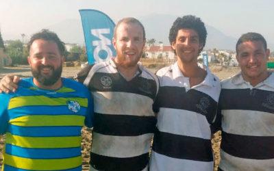 Cuatro Rugbiers del Hércules Ceuta ganadores del Torneo de Manilva