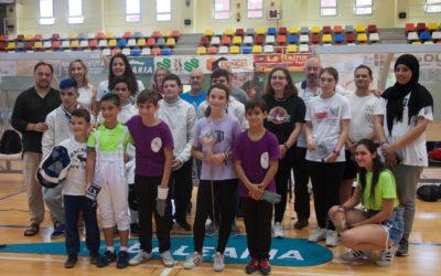 Finalizado el I Torneo de Esgrima 'Ciudad de Ceuta'