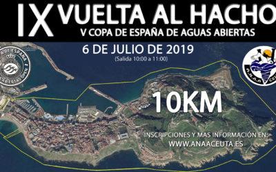 Preparada la IX Edición de la Vuelta al Hacho