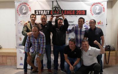 Cuarta Victoria Consecutiva del 'Ceuta Sí' en la Regata Straitchallenge