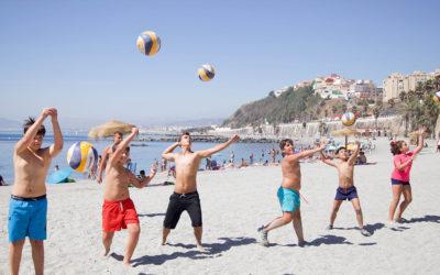 El Chorrillo Acogerá una Nueva Edición del Torneo de Voley Playa de Ceuta