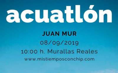 El Acuatlón de Ceuta 'Juan Mur' se Celebrará en Septiembre