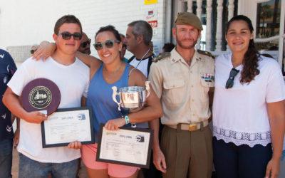 Resultados de la Travesía a Nado al Puerto de Ceuta