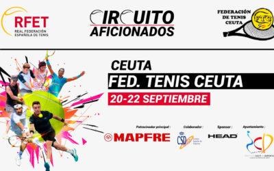 III Torneo del Circuito Nacional de Aficionados RFET 2019