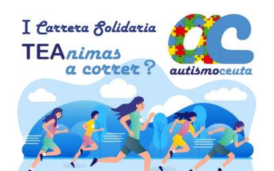 TEA Ceuta Organiza su Primera Carrera Solidaria