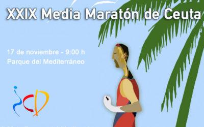 Inscripciones Abiertas para la Media Maratón de Ceuta