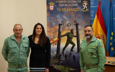 Las Inscripciones de la V Cuna de la Legión, Abiertas a Partir del 21 de Noviembre