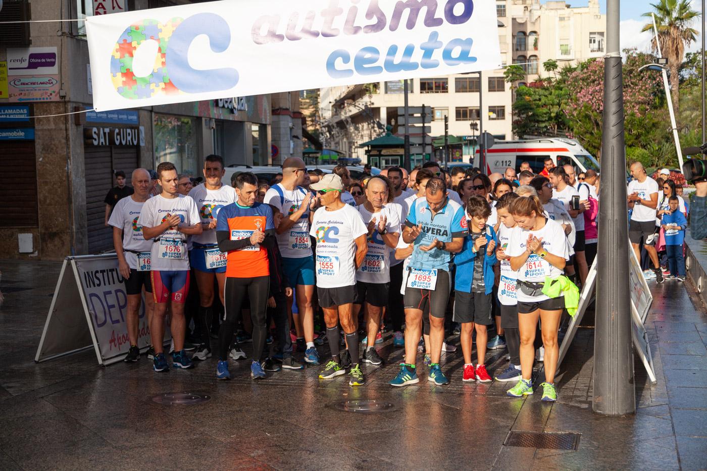 I Carrera Solidaria 'TEAnimas a correr?'