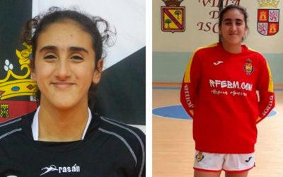 Soraya Mohamed, convocada por la Selección Española de Balonmano