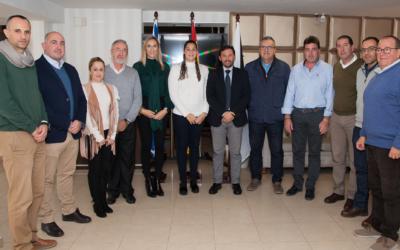 Las ciudades participantes de los Juegos Deportivos del Estrecho visitan Ceuta