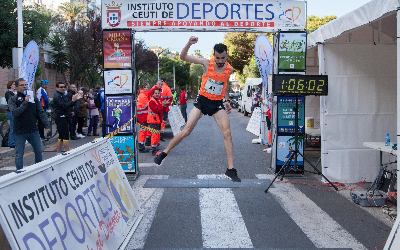 Media Maratón de Ceuta 2019