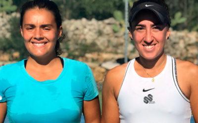 Olga Parres cierra el año con los mejores resultados de su carrera deportiva