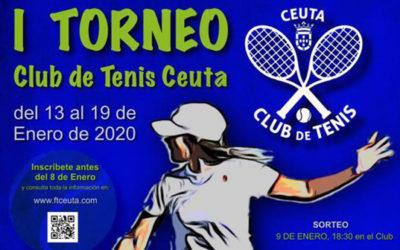 La Federación de Tenis y la Escuela Javi Moreno preparan el primer torneo del año