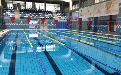 La piscina del 'Guillermo Molina' abre al público este lunes