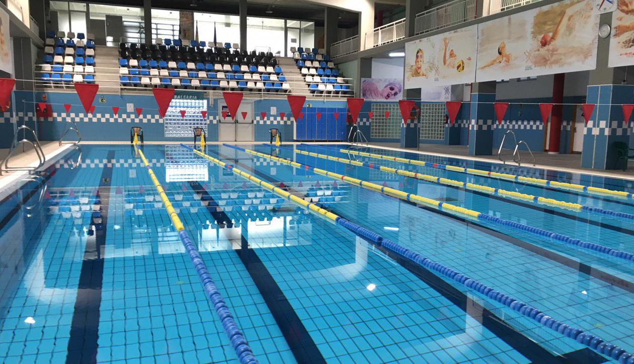 piscina Guillermo Molina