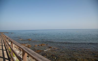 La Ciudad establece un canal para la natación en aguas abiertas en Ceuta