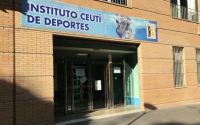 El Instituto Ceutí de Deportes aprueba la convocatoria de subvenciones deportivas para el año 2020