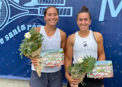 Olga Parres y Francisca Jorge premios flores