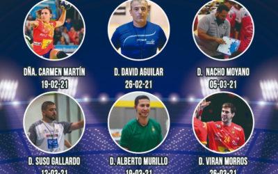 La Federación de Balonmano presenta su calendario de jornadas formativas online