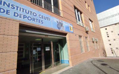 El Instituto Ceutí de Deportes instala un nuevo sistema de ventilación en el C. D. Guillermo Molina Ríos