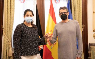 El ICD firma nuevos convenios con las federaciones locales para fomentar el deporte en Ceuta