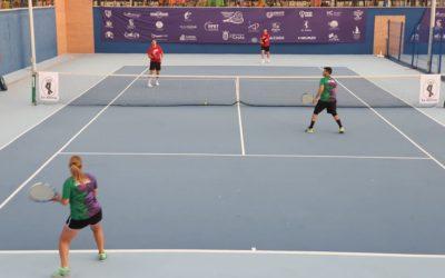 Comienza el torneo de tenis La Meca Ceuta