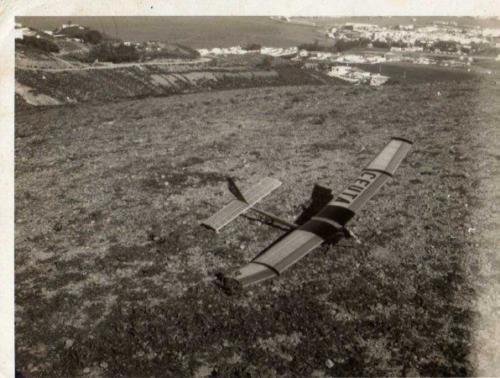 Aeromodelismo inicios